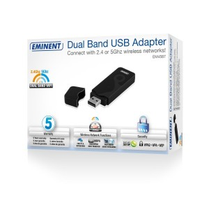 Dual Band USB Adapter